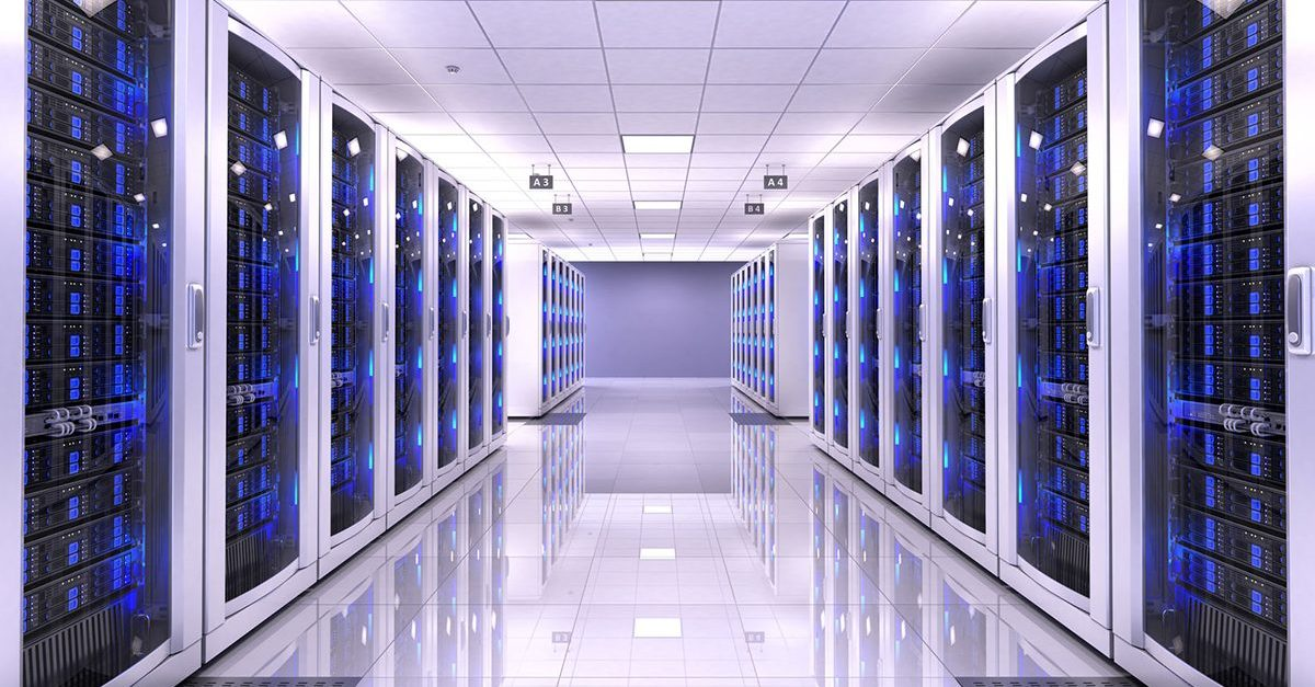 Răcirea și ventilația camerei serverului