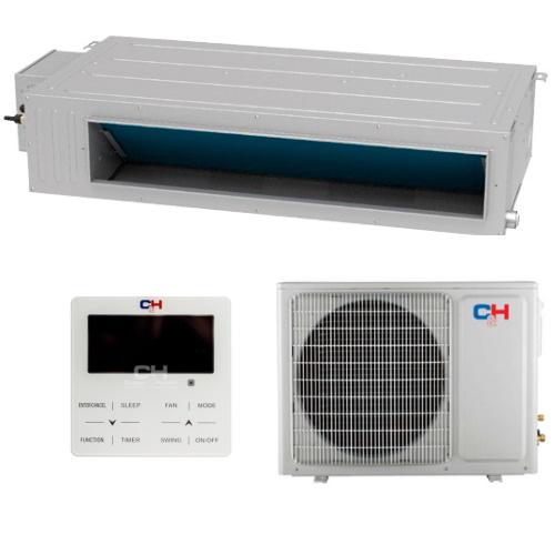 Aparat aer conditionatCOOPER & HUNTER tip Duct HP SKU: CH-ID071RKE