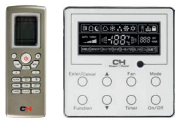 Multisplit unitate interna tip casetaCOOPER & HUNTER tip сaseta SKU: CHML-IC18RK(I)