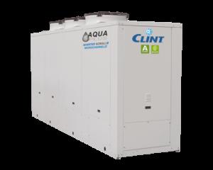 Agregat racire apă CLINT seria Aqua Plus SKU: CHA/K/FC182P (52.7 kW) - CHA/K/FC604P (52.7 kW)