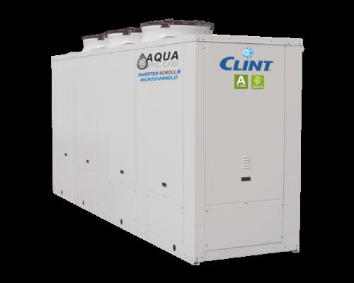 Agregat racire apă CLINT seria Aqua Plus SKU: CHA/IK/A172P (49.9 kW) - CHA/IK/A574P (179 kW)