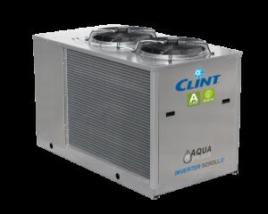Agregat racire apă CLINT seria Aqua Plus SKU: CHA/K/SP91 (24.8 kW) - CHA/K/SP151 (42.2 kW)