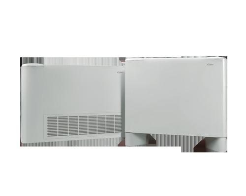 Ventiloconvector CLINT tip Consola SKU: FVW12 (0.95 kW) - FVW74 (7.26 kW)