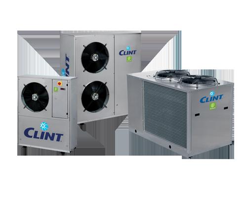 Motocondensant CLINT SKU: MHA/K15(4.5 kW) - MHA/K51(13.2 kW)