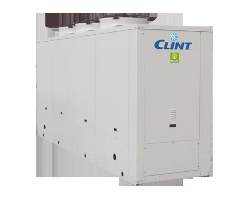 Motocondensant CLINT SKU: MHA/K182(50.6 kW) - MHA/K604(188 kW)