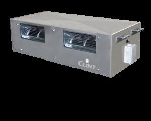 Ventiloconvector CLINT tip Duct SKU: UTW63(4.6 W) - UTW544(42.8 kW)