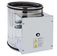 Baterie de incalzire electrica circulara VENCO SKU: VCE 04