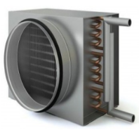 Baterie de incalzire pe apa VENCO SKU: CWC 11