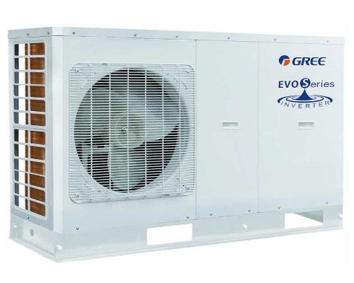 Agregat racire apă GREE seria Mini SKU: HLR8Pd/NaK(6.2 kW) - HLR14Pd/NaK (11 kW)
