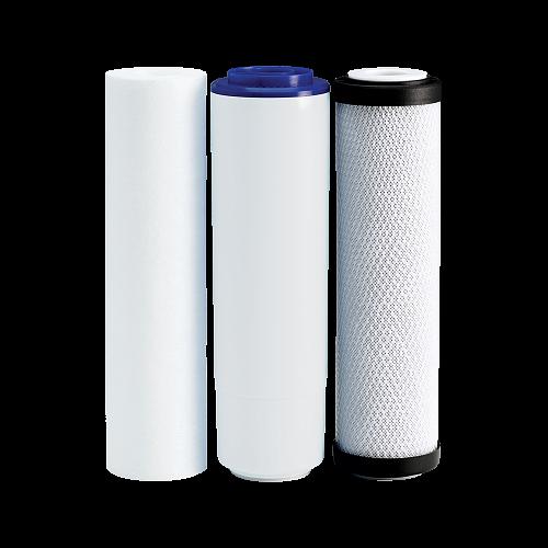 Set filtre de schimb ECOSOFT membrana+carbon activ SKU: CMV3ECO