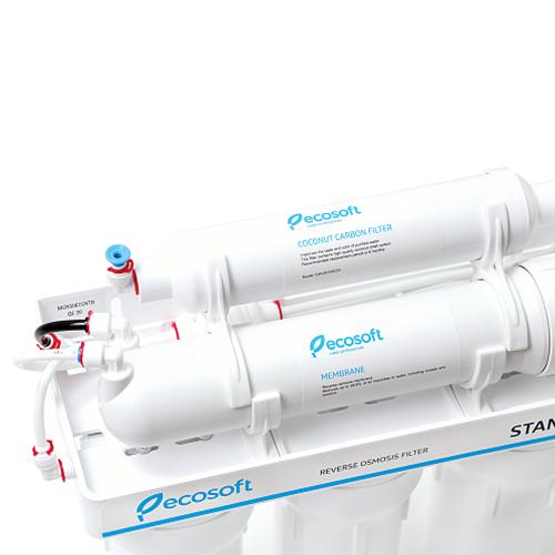 Purificator de apă prin osmoză inversă ECOSOFT Standard 5 trepte de filtrare SKU: MO550ECOST