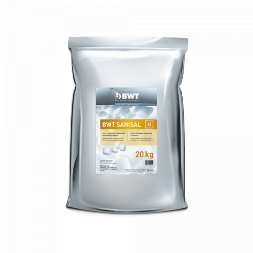 Sare brichetata cu dezinfectare BWT SKU: Sanisal H