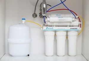 Montaj purificator de apă Brasov