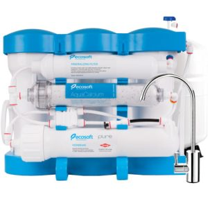 Purificator de apă prin osmoză inversă ECOSOFT P'URE AquaCalcium SKU: MO675MACPURE