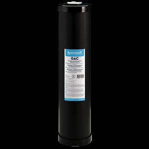 Cartus/Filtru carbon granular activat Ecosoft Big Blue 20″ SKU: CHV4520ECO
