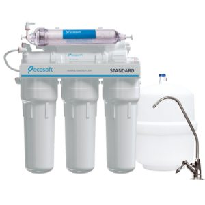 Purificator de apă prin osmoză inversă ECOSOFT AquaCalcium SKU: MO650 Premium AquaCalcium