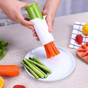 Aparat de taiat legume si fructe in sferturi SKU: